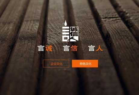 北京诚信人网站建设